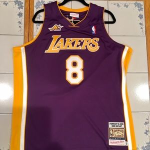 Kobe Bryant 2000 All Star Jersey Mitchell Ness XL